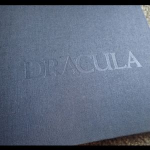❄VINTAGE • 1975 • The Annotated Dracula